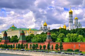 Kremlin (Foto: Wladimir Dwortsewoj, Wikimedia Commons, CC BY-SA 4.0)