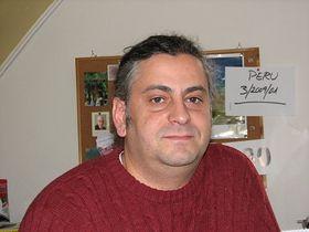 Pablo Chacón, foto: Roman Casado