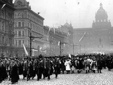 Prag 1918 (Foto: Archiv der Hauptstadt Prag)