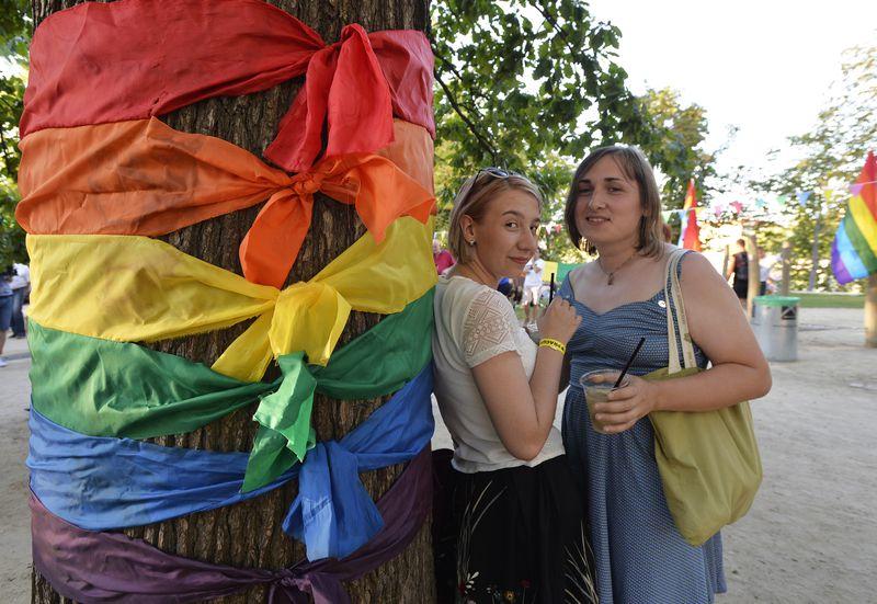 Festival Prague Pride, foto: ČTK/Michaela Říhová