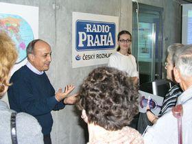 «День открытых дверей» на Радио Прага