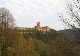 Mírov, la cárcel checa mejor vigilada. Foto: Jofre, CC BY 3.0 Unported.