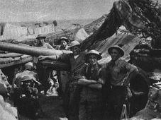 Soldados checos ayudaron a defender Tobruk, foto: public domain