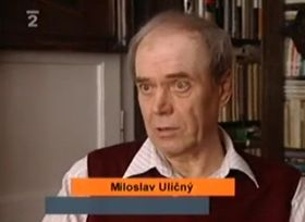 Miloslav Uličný, foto: ČT