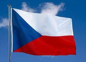 La bandera checa cumplió 85 años de existencia