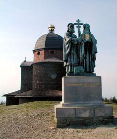 Радгошть - Кирилл с Мефодием