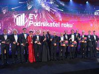 Unternehmer des Jahres 2018 (Foto: ČTK / PR / EY Podnikatel roku)