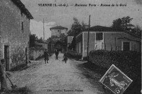 Vianne dans le Lot-et-Garonne