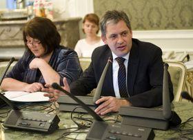 Jiří Dienstbier (Foto: Filip Jandourek, Archiv des Tschechischen Rundfunks)