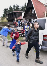 Christen aus dem Nordirak (Foto: ČTK)