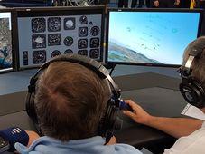 Výcvik českých pilotů zlepší simulátor letových iluzí, foto: Zdeňka Kuchyňová