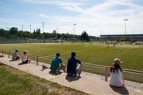 Slavia Prag - DFC Prag (Foto: Daniel Ort)