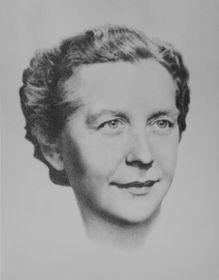 Milada Horáková, photo: Archive of Jana Kánská