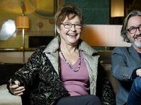 Catherine Frot et Martin Provost, photo: Eva Kořínková / Festival du film français