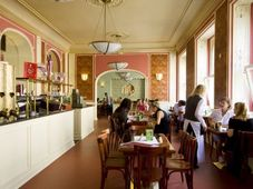 Café Louvre, photo: archive of Café Louvre