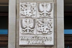 Finanzministerium in Prag (Foto: Filip Jandourek, Archiv des Tschechischen Rundfunks)
