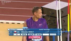 Vítězslav Veselý, photo: ČT Sport
