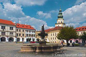 Kroměříž, photo: CzechTourism