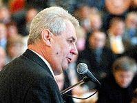 Bývalý předseda vlády a sociální demokracie Miloš Zeman, foto: ČTK