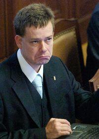 Justice Minister Pavel Nemec, photo: CTK