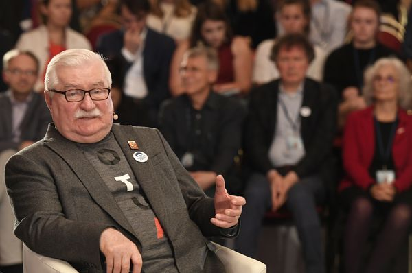 Lech Walesa, photo: ČTK/Michal Krumphanzl