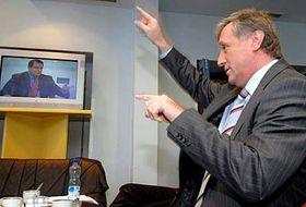 Prime Minister Mirek Topolanek, photo: CTK