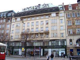 Gebäude des ehemaligen Melantrich-Verlages (Foto: ŠJů, CC BY-SA 3.0)