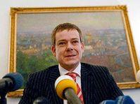 Министр юстиции Павел Немец (Фото: ЧТК)