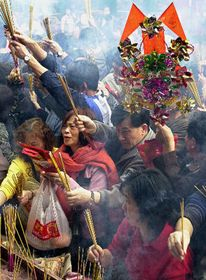 Chinese New Year, photo: CTK