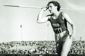 Dana Zátopková, foto: Ivana Roháčková, ASC Dukla