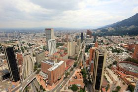 Bogotá, foto: Jose David Parra, Wikimedia Commons, License CC BY-SA 2.0