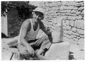 Jan Křížek, photo: 'Jan Křížek - Mě z toho nesmí zmizet člověk'