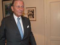 Karl Peterlik (Foto: Archiv des Akademischen Forums für Außenpolitik - Hochschulliga für die Vereinten Nationen)
