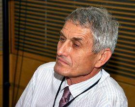 Иржи Рабох (Фото: Шарка Шевчикова, Чешское радио)