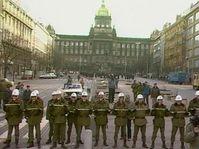 Palach-Woche 1989 (Foto: ČT24)