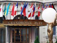 L'hôtel Pupp de Karlovy Vary, photo: Barbora Kmentová