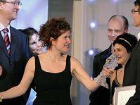 Alice Nellis, director of the film Tajnosti, photo: CTK