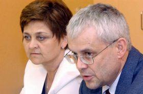 Владимир Шпидла и Марие Соучкова (Фото: ЧТК)