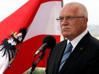 Václav Klaus (Foto: CTK)