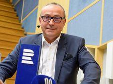 Jan Pokorný (Foto: Khalil Baalbaki, ČRo)