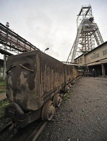 La mine d'uranium de Rožná, photo: CTK
