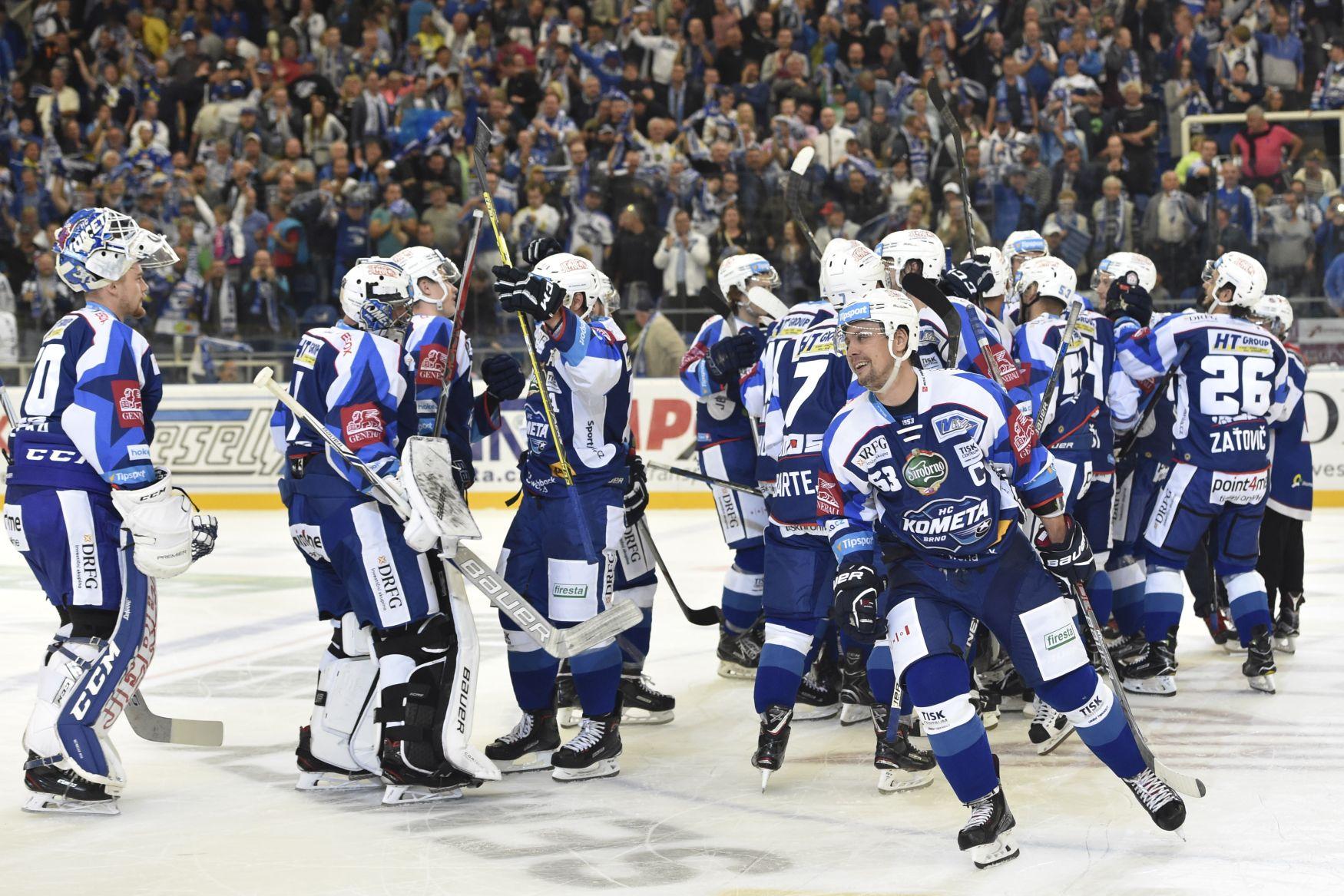 Tschechische Eishockey-Extraliga hat ihre 25. Saison gestartet ...