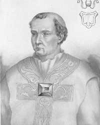 El papa Nicolás I