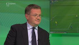 Richard Baček, photo: ČT Sport