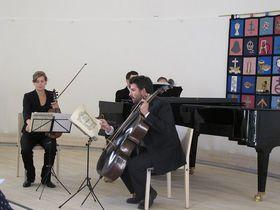 Trio IUNO (Foto: Martina Schneibergová)