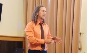 Raúl Pérez López, foto: Enrique Molina