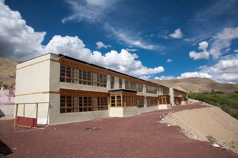 Photo: archive of Brontosauři v Himalájích
