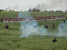 La reconstrucción de la bataille de Waterloo, photo: Linda Salajková