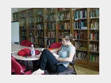Library at NYU Center