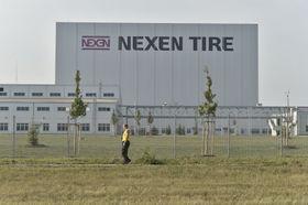 Nexen Tire, photo: ČTK/Ondřej Hájek